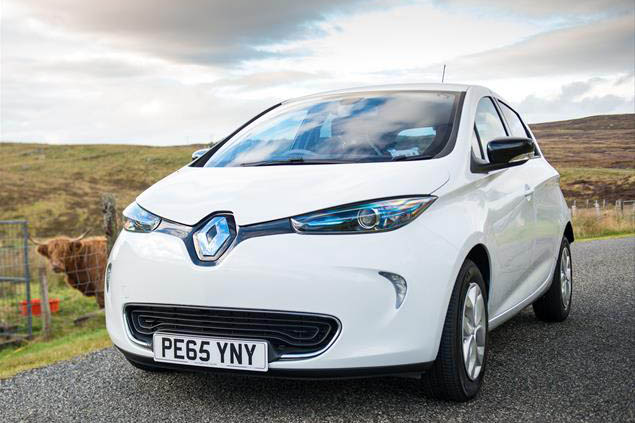 Buying A Renault Zoe My Renault Zoe Electric Car