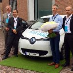 Renault Hands Over the Key to its 100,000th Electric Vehicle