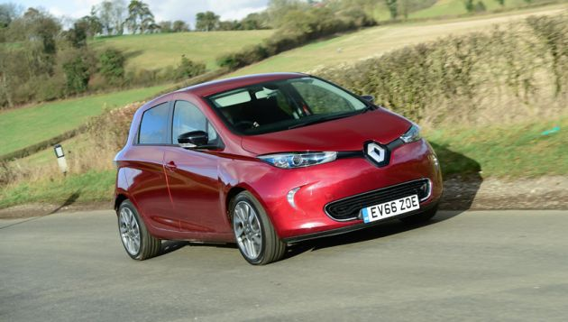 renault zoe z e 40 first drive my renault zoe electric car. Black Bedroom Furniture Sets. Home Design Ideas