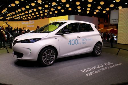 Renault Zoe Electric Car Owners Can Upgrade Leased Batteries My