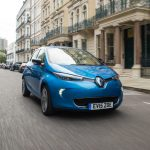 Renault Celebrates Production Of ZOE #100,000