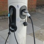First electric vehicle charge point set up in Brent as council looks to tackle poor air quality