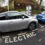 Londoners are much more geared up for the rise of electric vehicles than the rest of Britain