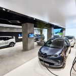First all-EV car showroom opens in Milton Keynes