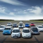 UK electric and plug-in car registrations hit record high