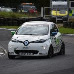RENAULT ZOE ERALLY CAR MAKES IMPRESSIVE COMPETITIVE DEBUT