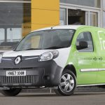 FELIX PROJECT IS ON A CHARGE TO HELP FEED LONDON'S MOST IN-NEED WITH NEW RENAULT KANGOO Z.E. FLEET
