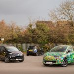 Europcar Mobility Group Adds 85 100% Electric Renault ZOEs to its UK Service